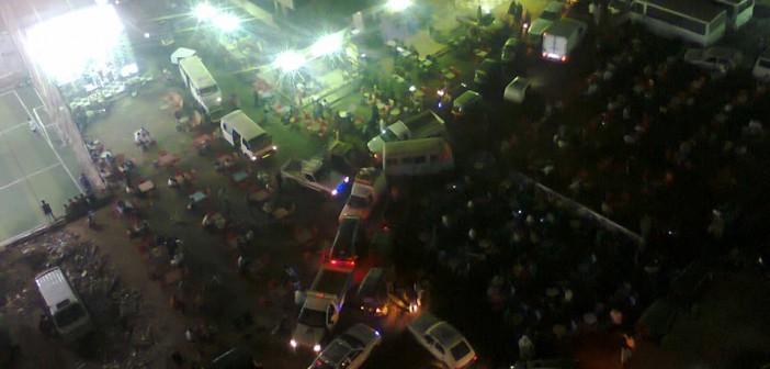 شارع أحمد عرابي بشبرا الخيمة.. زحام وفوضى مرورية مُستمرة (صور)