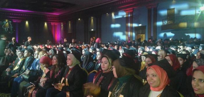 حفل تخرج لخريجي كليات الصيدلة بالإسكندرية