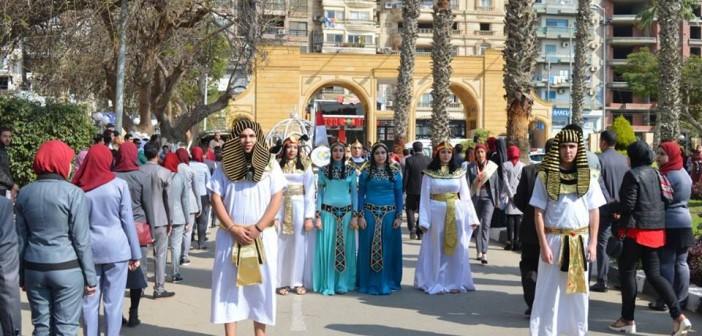 افتتاح فعاليات مؤتمر «السياحة والآثار الفرص والتحديات» بالمنصورة