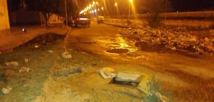 سكان «إيجيكو» بالإسماعيلية يطالبون بصيانة شبكة الصرف الصحي