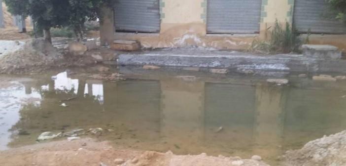 مواطنون يشكون اختلاط مياه الشرب بالصرف في «فنارة» بالإسماعيلية