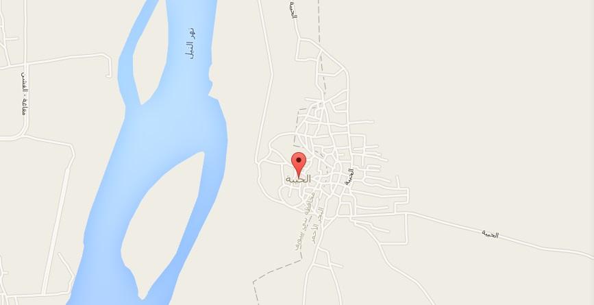 قرية الحيبة في بني سويف