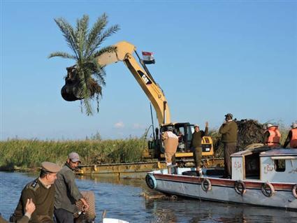 50 ألف أسرة مُهددة بالتشرد بسبب ردم بحيرة المنزلة (رأي)