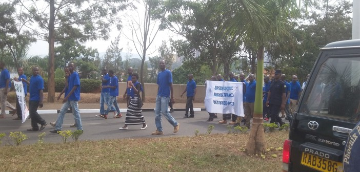احتفالات عيد الاستقلال في رواندا (صورة)