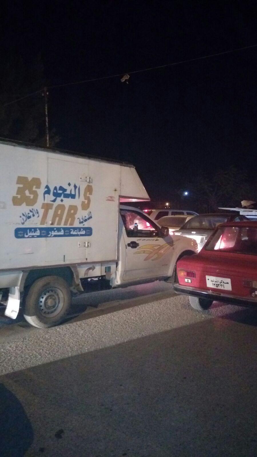 بالصور.. 50 دقيقة دون حركة.. شلل مروري على طريق ههيا الزقازيق