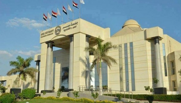 تكريم المتفوقين بكلية التكنولوجيا الحيوية بجامعة مصر للعلوم