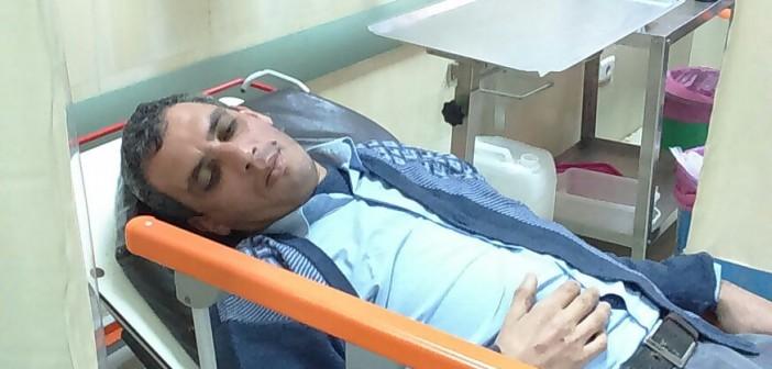 14 يومًا.. موظف يواصل إضرابه عن الطعام لـ«تعسف» بنك الائتمان الزراعي