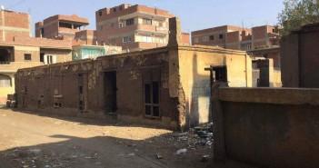 سوء التعليم في «كفر أبراش» بالشرقية.. ومدرسة القرية مقلب قمامة