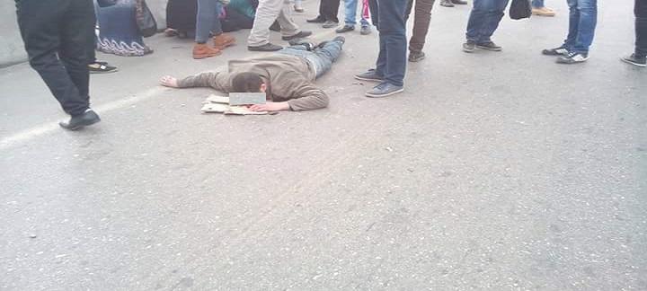 مصرع شخص وإصابة سيدة لدى عبورهما الدائري قرب كايرو فستيفال