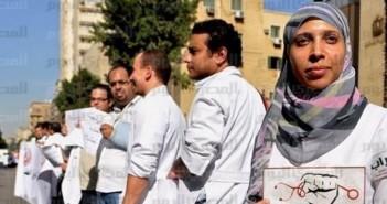 إضراب الأطباء ـ أرشيفية