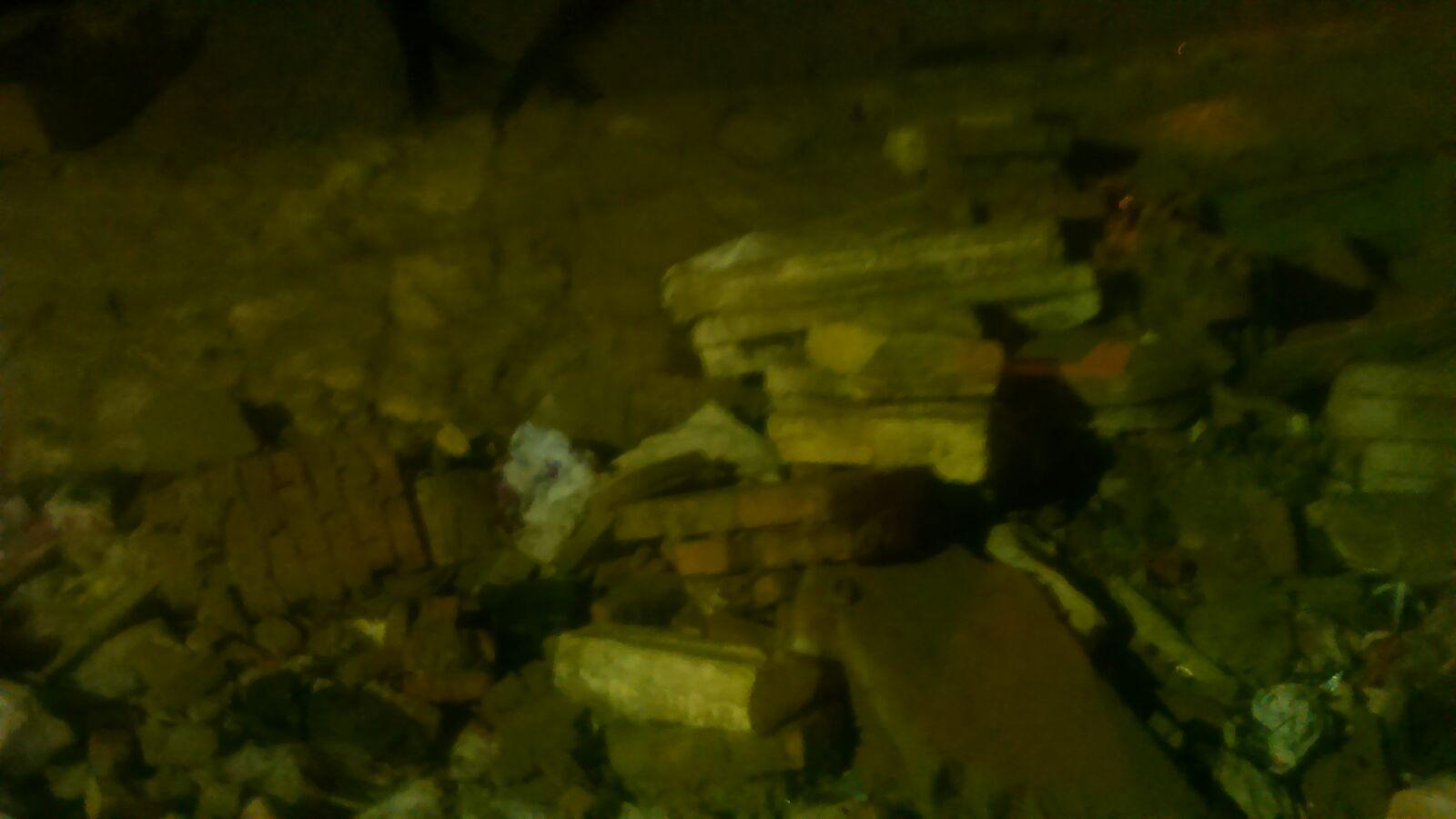 انتشار القمامة والصرف بشارع المسابك.. والطريق أسفل الدائري مُغلق