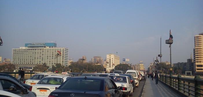 بالصور والفيديو.. «ساعة» حُبست فيها أنفاس القاهرة مع حركة موكب الرئيس الصيني
