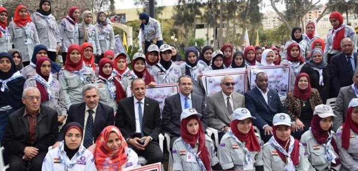 📷| انطلاق فعاليات أسبوع شباب الكليات الأول بجامعة المنصورة (صور)