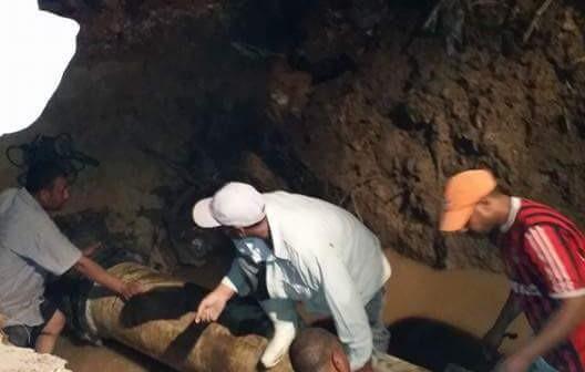 انقطاع المياه عن قرى ونجوع برديس في سوهاج بعد انكسار ماسورة