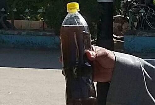 أهالي «عرابة أبيدوس» بسوهاج يطالبون بحل أزمة «تلوث المياه»