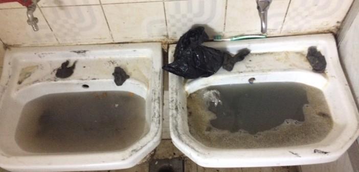 بالصور.. من الطعام للنظافة.. هذه مشاهد إهمال المدينة الجامعية ببورسعيد