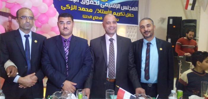 افتتاح فرع المجلس الإقليمي لحقوق الإنسان بدمياط