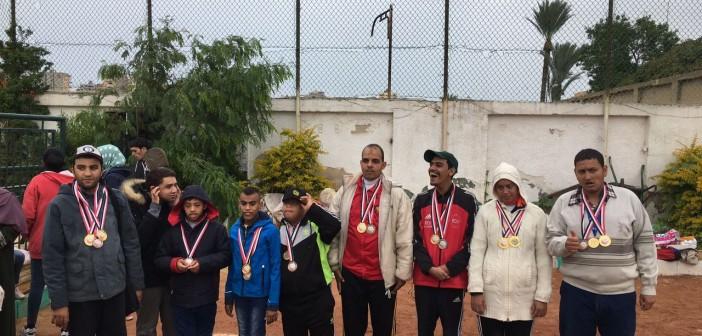احتفالية لذوي الاحتياجات الخاصة برعاية نادي روتاركت بالإسكندرية (صور)