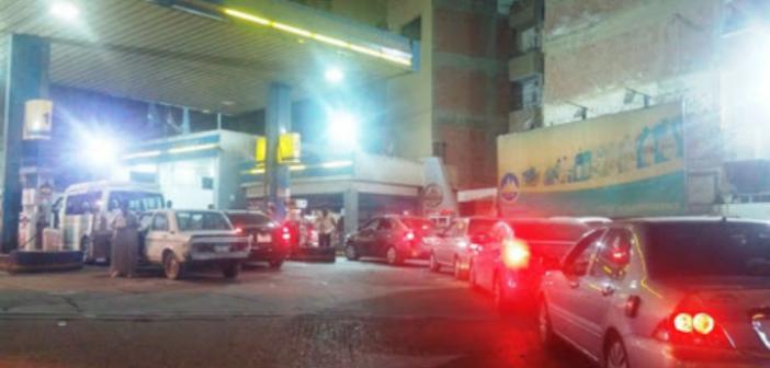 ⛽️الإسكندرية تقضي ليلها في طوابير البنزين بعد رفع أسعار الوقود (صور)