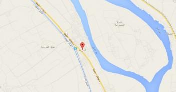 خريطة مدينة المراغة بسوهاج