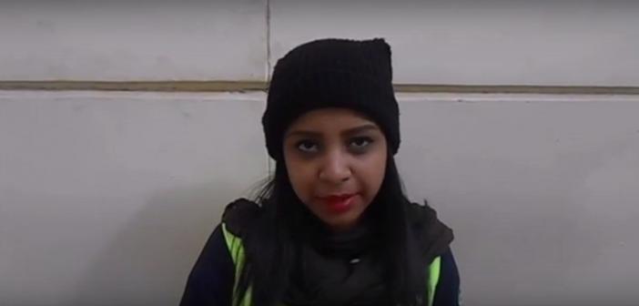 فيديو.. طلاب لمراقبي الامتحانات بعد وفاة «ميادة»: «مش هانخسر حياتنا عشان ورقة»