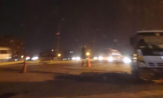⚠ بالصور.. إغلاق الأوتوستراد من حلوان لمدينة نصر لتوسعة نفق زهراء المعادي