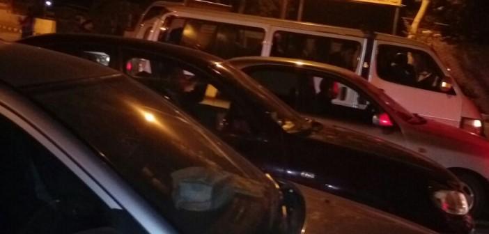 ⚠ بالصور.. 50 دقيقة دون حركة.. شلل مروري على طريق ههيا الزقازيق