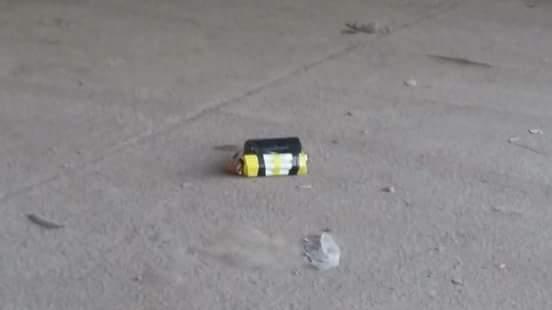 العثور على قنبلة أسفل كوبري بكفر الدوار.. و«المفرقعات» تفككها