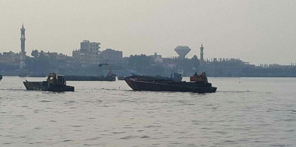 حملة للمسطحات المائية في البحيرة وكفر الشيخ لإزالة الأقفاص السمكية