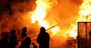 حريق ـ أرشيفية