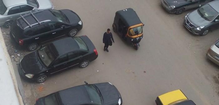 📷| مواطنون يشكون انتشار التوك توك في سموحة: خطر على حياتنا