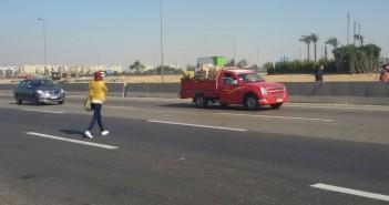 تواصل سقوط الضحايا في الطريق لكايرو فستيفال.. ومطالب بإنشاء كوبري
