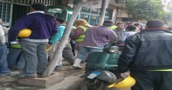 غضب العاملين بـ«أوراسكوم» لعدم صرف رواتبهم نتيجة خطأ حسابي بالبنك الأهلي