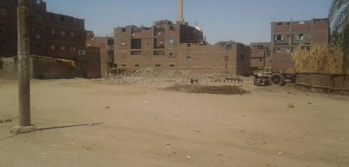 أهالي «المساعيد» بسوهاج يجددون مطالبهم بإنشاء مدرسة ثانوية (صور)