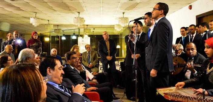 قصر التذوق يحيي ذكرى سيد درويش بحضور قناصل لبنان وفلسطين والسودان