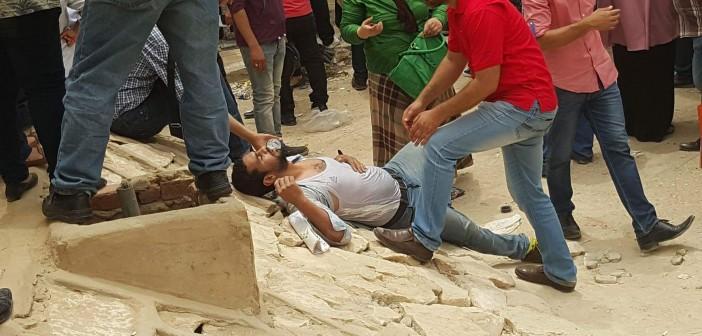 تكدس واختناق خلال حجز شقق الإسكان بالقاهرة الجديدة.. ومواطنون: غير آدمي