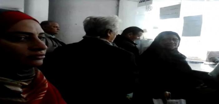 ▶| بالفيديو.. غضب ورثة معاشات المعلمين: «200 جنيه كل 3 شهور ولم نصرفها»
