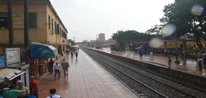 📷| بالصور.. هدم محطة قطارات دمنهور التاريخية يثير غضب المواطنين