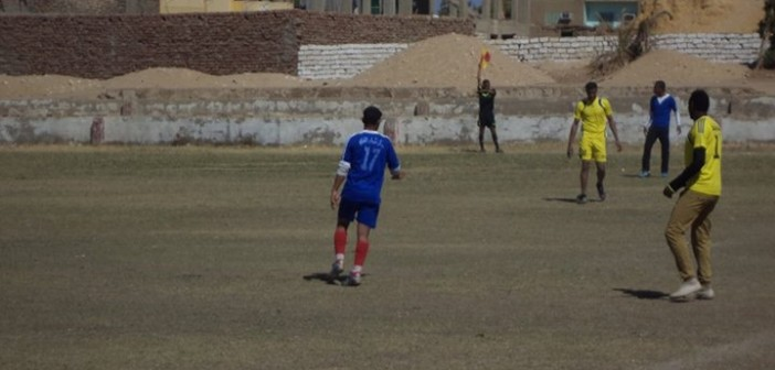 توقف النشاط الرياضي بمركز شباب «خور الزق» بأسوان منذ 8 شهور
