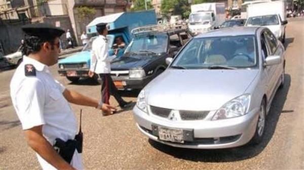 مواطن يطلب من نيابة المحلة تصريح مدته 3 سنوات لتجديد رخصة سيارته