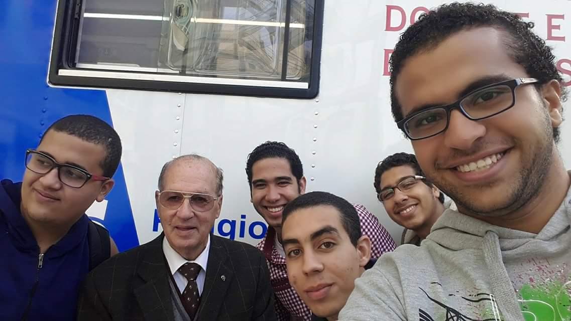 مصري بإيطاليا: الإيطاليون غاضبون لمقتل «ريجيني».. ونتبرع بالدم لتعديل الصورة