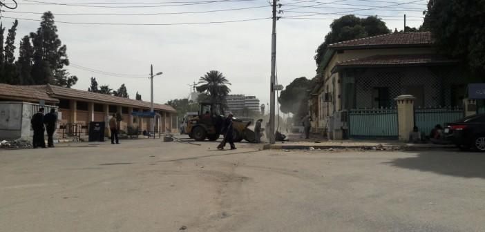 📷| مطالب بإعادة فتح شوارع الإسماعيلية المُغلقة منذ 30 يونيو: «لم يعد هناك مبرر»