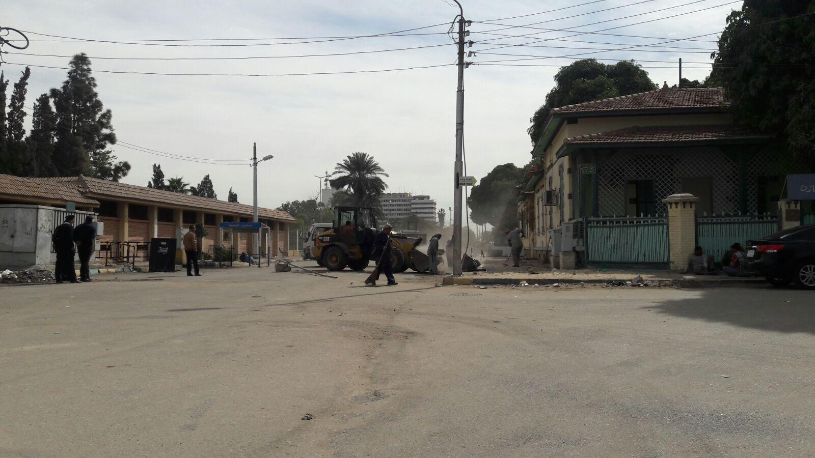 مواطنو الإسماعيلية يطالبون بإعادة فتح الشوارع المُغلقة منذ 30 يونيو: «لم يعد هناك مبرر»