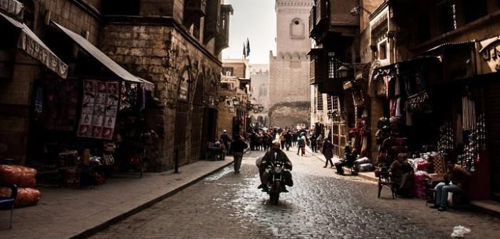 📷| صباح جديد من شارع المعز (صور)