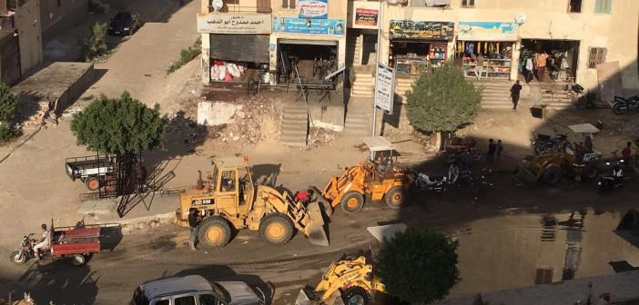 📷|تفاقم مشكلات الحي الـ3 بالقاهرة الجديدة.. وانتشار الورش والتحرش بالسكان