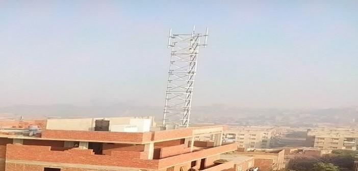 ▶| فيديو.. مخاوف في الدويقة من خطورة أبراج شبكات المحمول