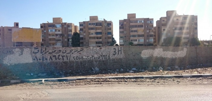 📷| سكان «الطوب الرملي» بمدينة نصر يشكون غياب الأمن والإضاءة بالمنطقة