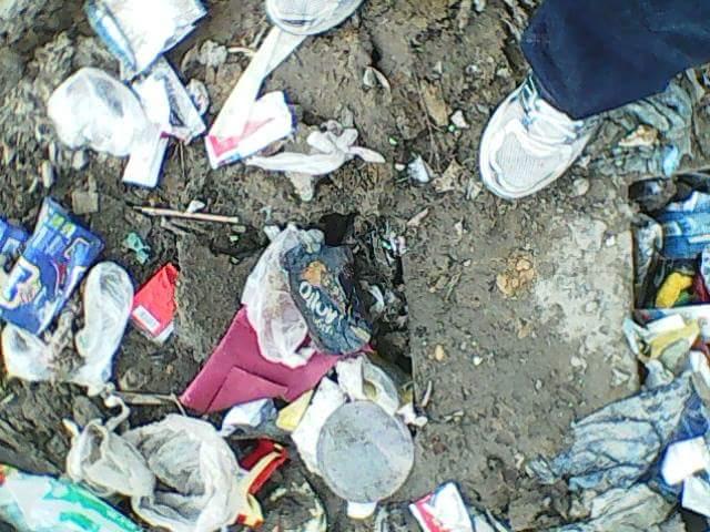 حي ثان المنتزه يهمل انتشار القمامة في منطقة طوسون بالإسكندرية
