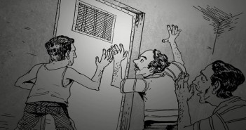 شِبر وقبضة | تحقيق استقصائي عن أوضاع المحتجزين داخل أقسام الشرطة
