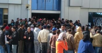 إضراب العاملين في شركة مياه دمياط للمطالبة بالأرباح ومساواتهم بمرتبات «القابضة»